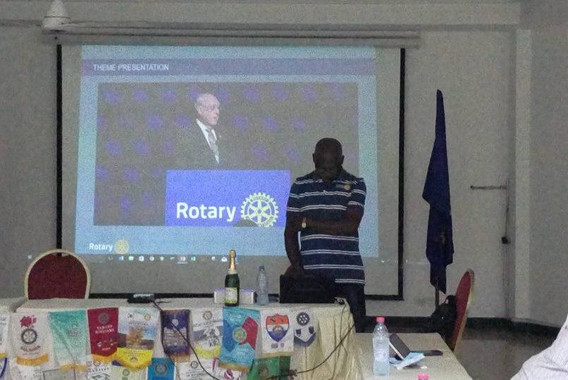 The Presidential Citation & The RI Theme With AG Fredi